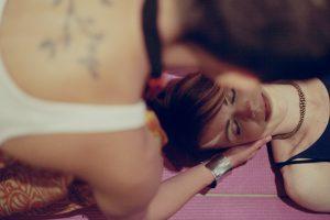 woman treatment